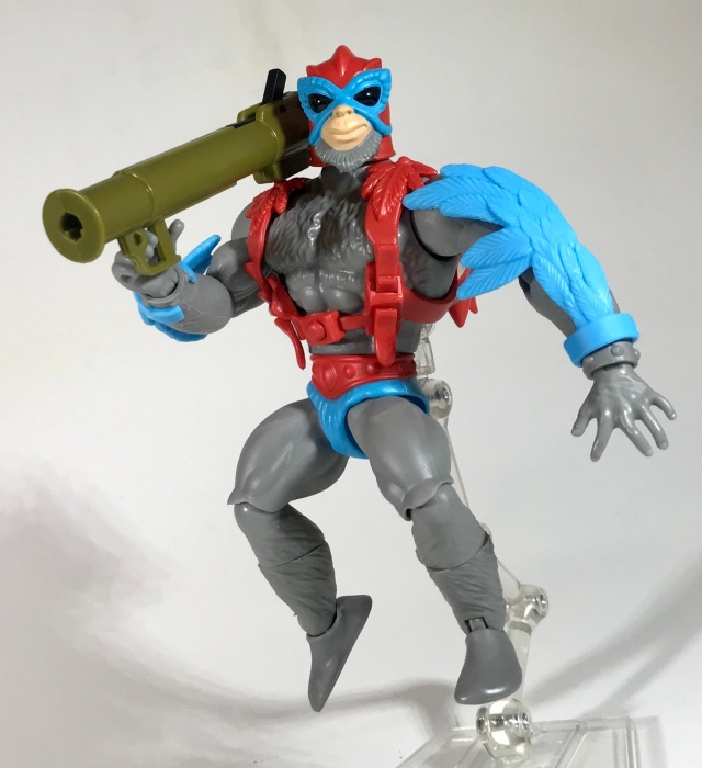 Masters of the Universe Origins Stratos