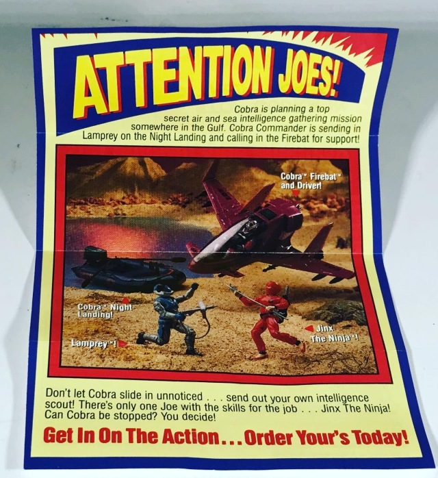 1990 GI Joe Stretcher