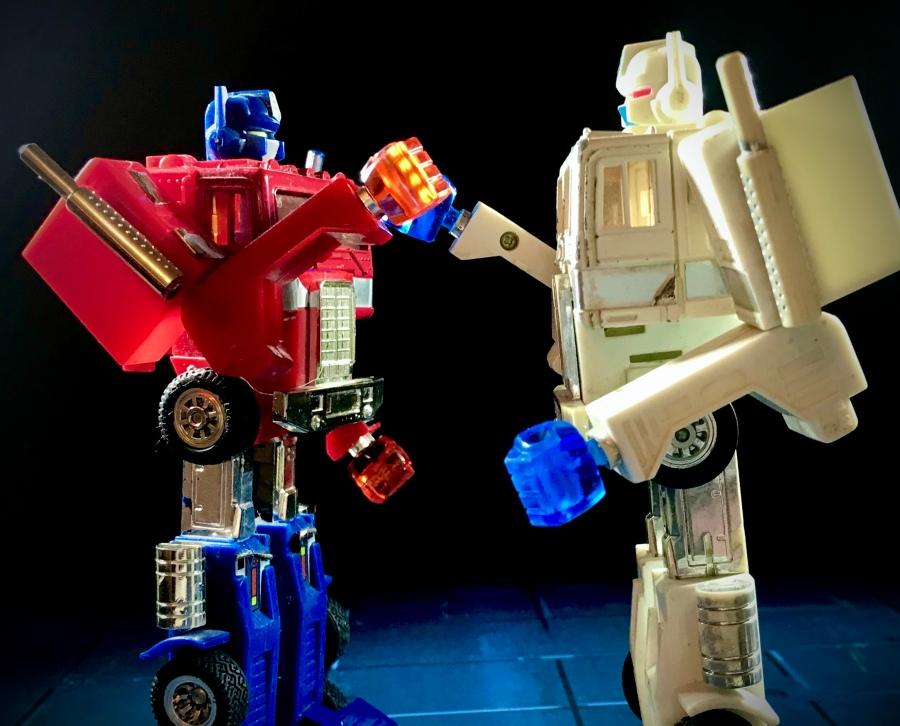 Transformers Repro Accessories