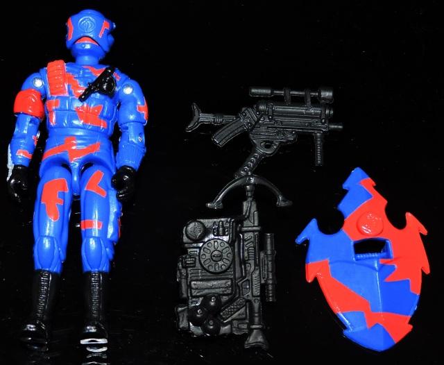 Black Major Urban Assault Trooper