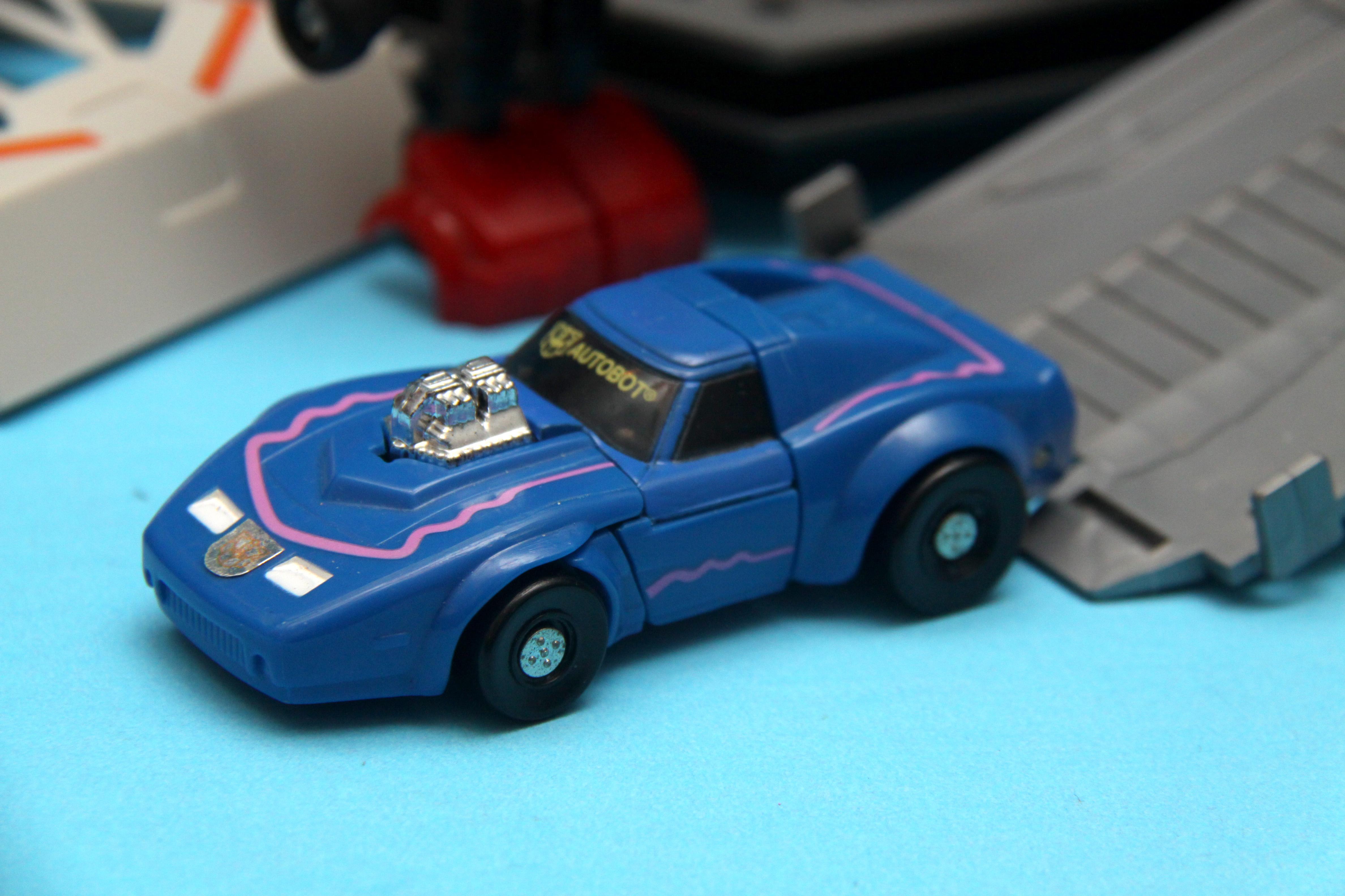 1993 Transformers Generation 2 Skram