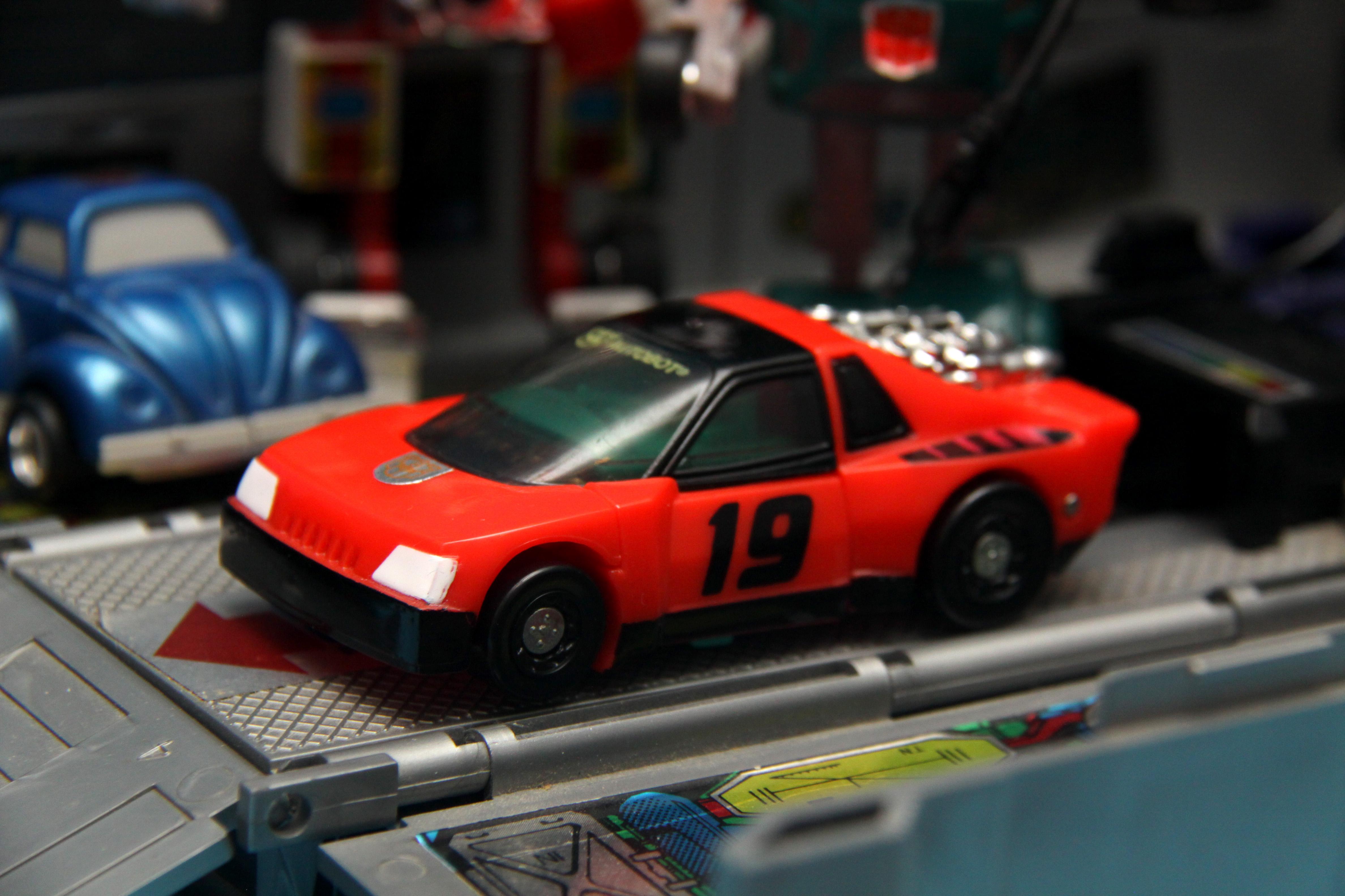 1993 Transformers Generation 2 Rapido