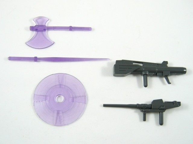 1993 Gundam MS in Pocket Zolo