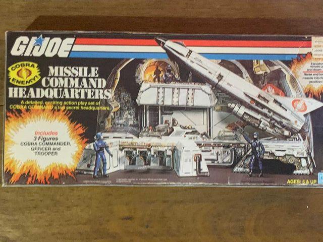 Joe Repro Missile Command Center