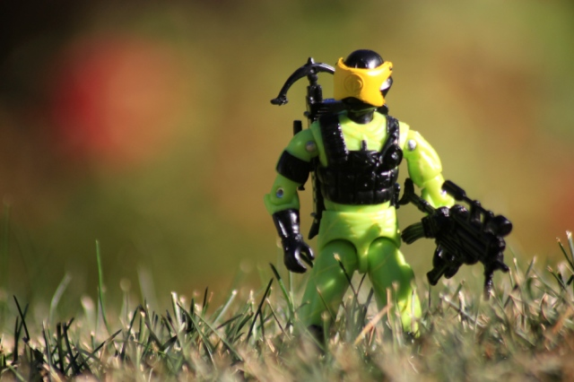 Black Major Python Patrol Alley Viper