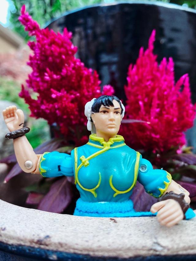 Hasbro Street Fighter: The Movie Chun-Li