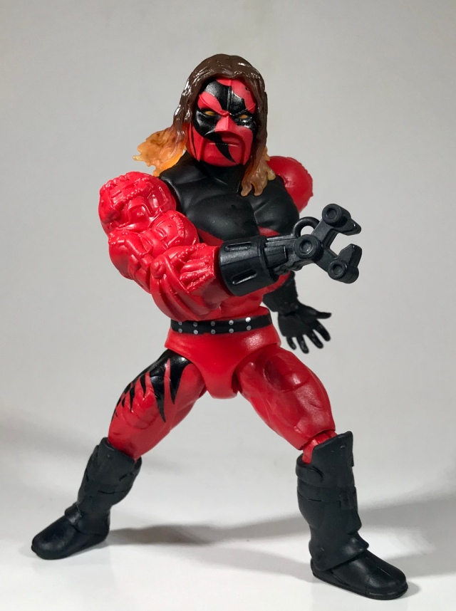 Masters of the WWE Universe Kane
