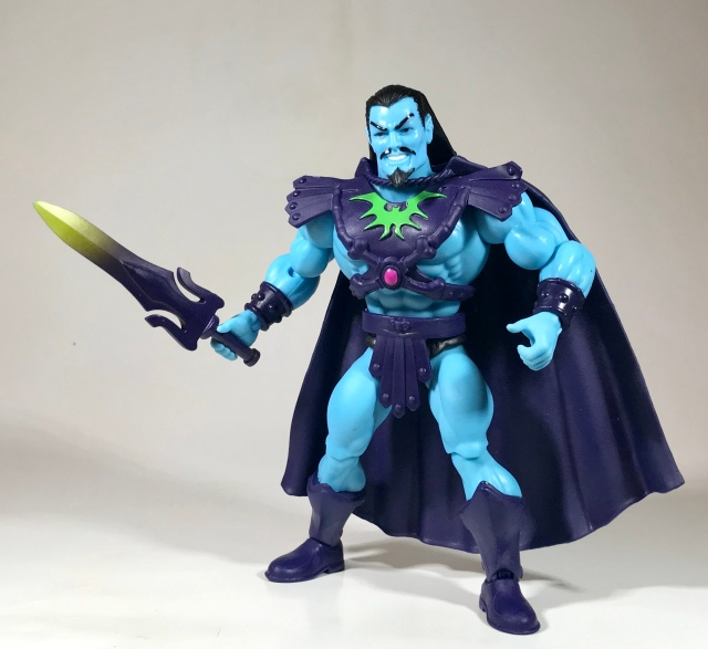 Masters of the Universe Origins Keldor
