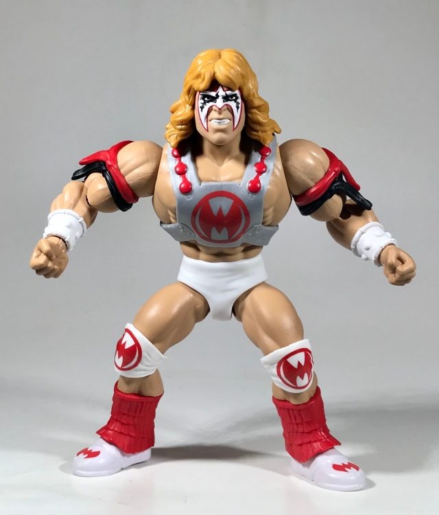 Masters of the WWE Universe Ultimate Warrior