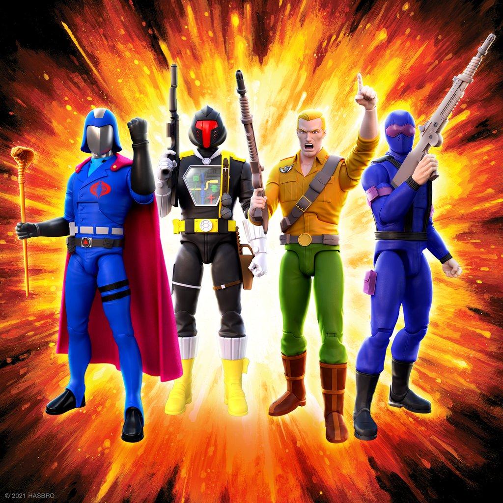 Super7 GI Joe Ultimates
