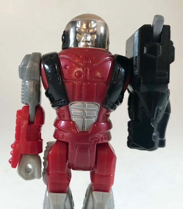 1993 GI Joe Star Brigade Destro