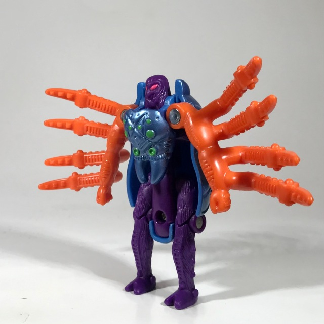 1998 Transformers Beast Wars Transmetals McDonald's Happy Meal Blackarachnia
