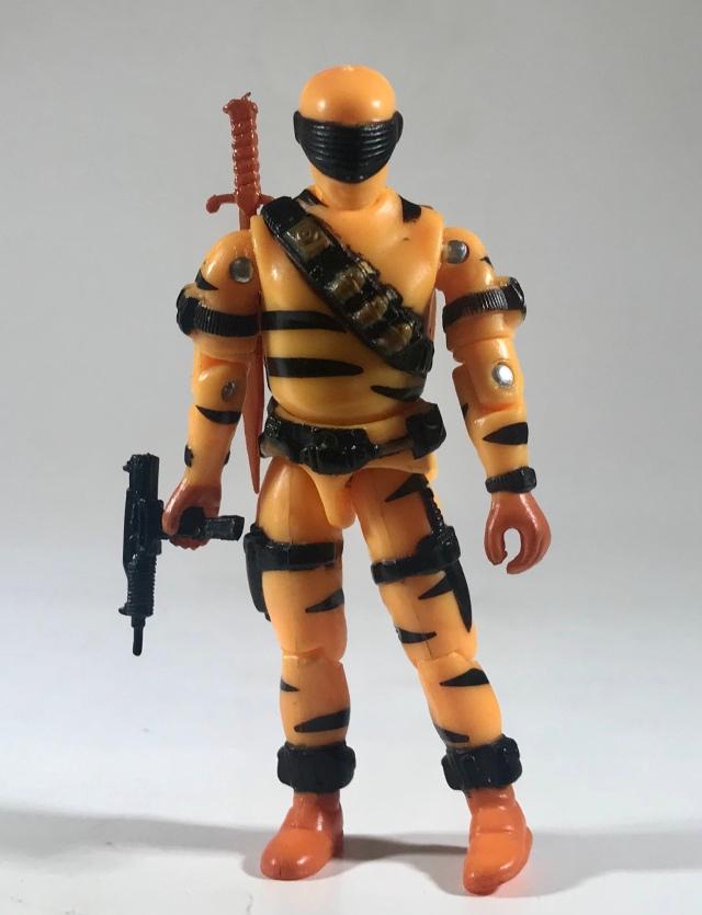 Black Major Tiger Force Snake Eyes