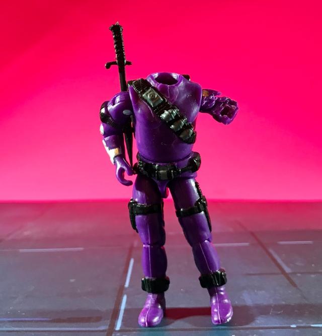 Black Major Purple Haze Snake Eyes