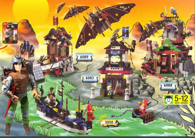 LEGO 1999