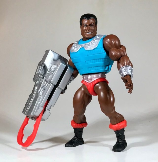 Masters of the Universe Origins Clamp Champ