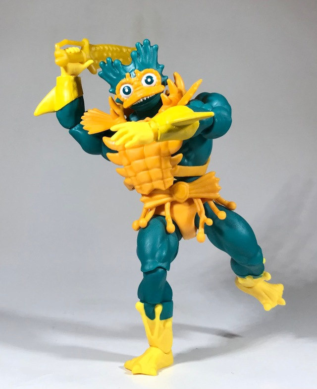 Masters of the Universe Origins Mer-Man (Lords of Power)