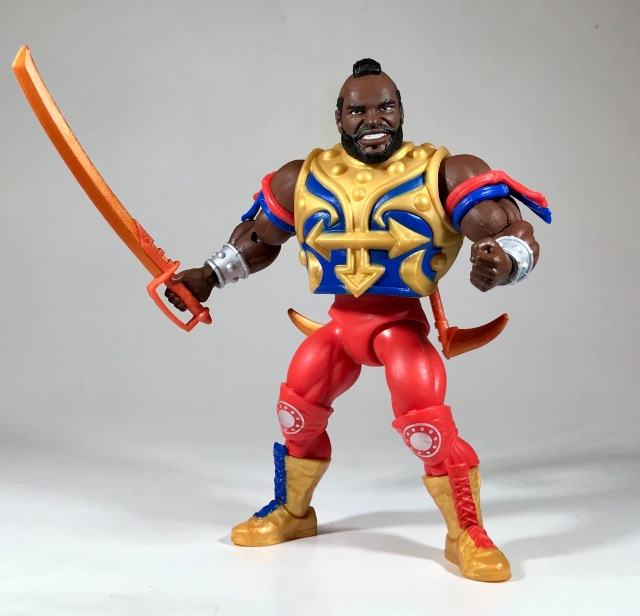 Masters of the WWE Universe Mr. T