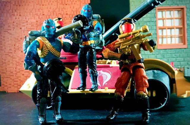 1990 GI Joe Sonic Fighters Viper