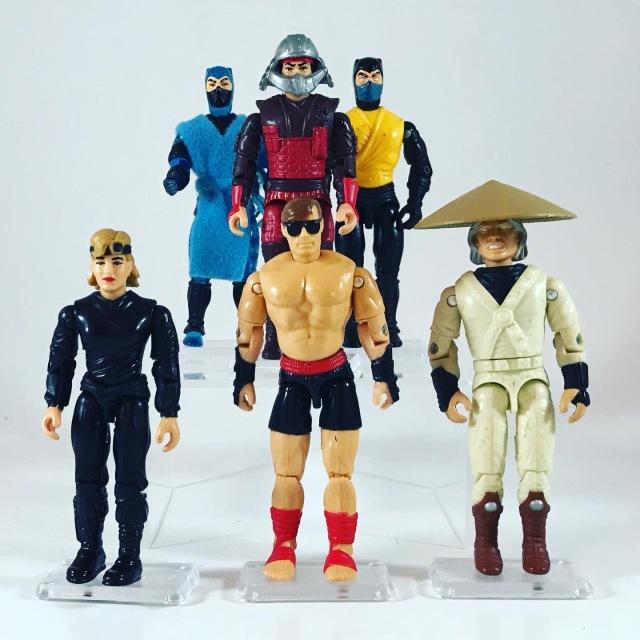1994-1995 Hasbro Mortal Kombat Ninjas