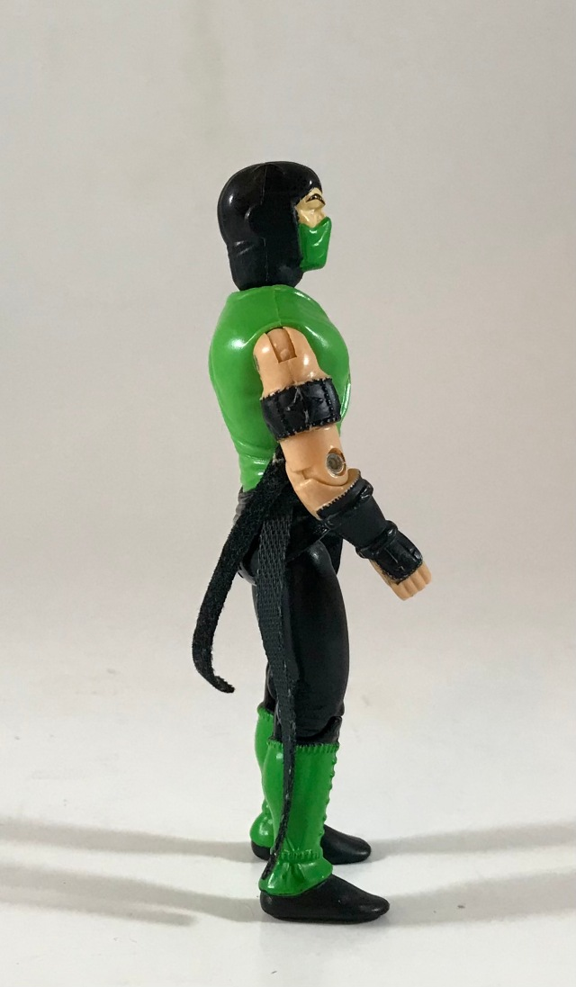 1994 Hasbro Mortal Kombat Reptile