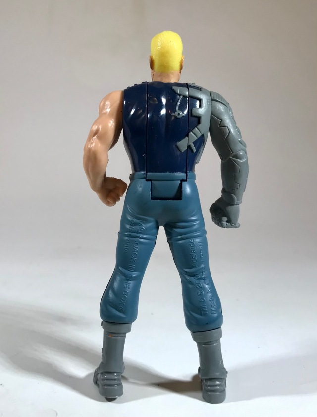 2001 Jack in the Box Kids Meal Max Steel Psycho