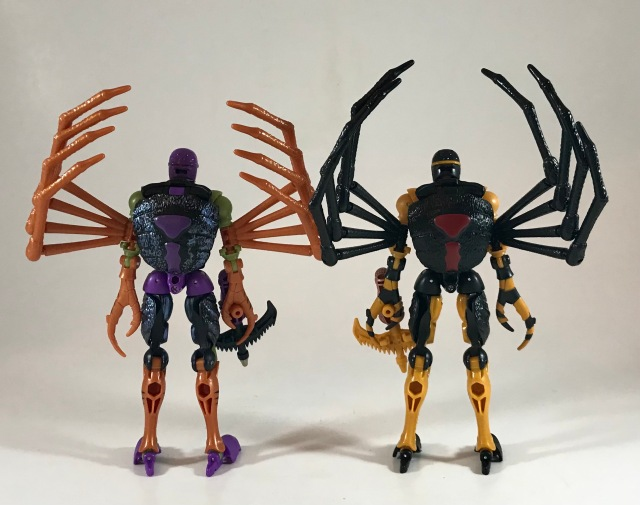 Transformers Buzzworthy Bumblebee Worlds Collide Blackarachnia