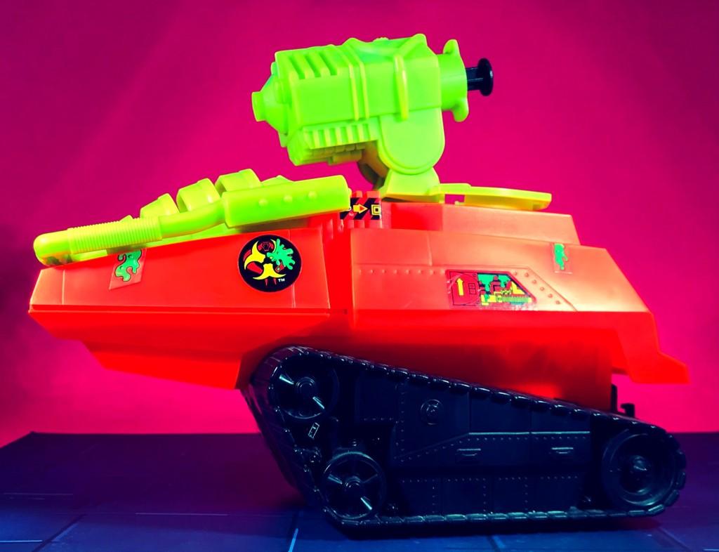 1991 GI Joe Septic Tank